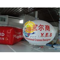 Wholesale Custom Large Durable Oval Balloon with UV protected printing for Entertainment events from china suppliers