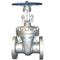 Wholesale Handwheel Resilient Seated Gate Valve Iron Coating EPDM / NBR Wedge from china suppliers