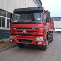 China 371/336 hp 6x4 10 Wheeler Heavy Duty Dumper / Large Tipper Truck ZZ3257N3447A on sale