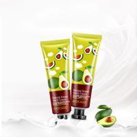 Wholesale Avocado Extract Hydrating Hand Cream Reducing Fine Lines / Wrinkles / Age Spots from china suppliers