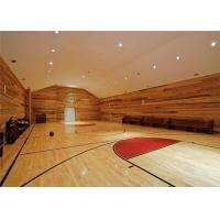 Wholesale Recycled Basketball Court Wood Athletic Flooring Scratch - Resistant Manchurian Ash from china suppliers
