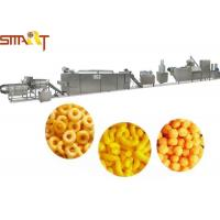 Wholesale Puff Snack Food Making Machine SS Material Snack Food Production Line from china suppliers
