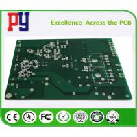 Wholesale Green Solder Mask Rigid Flex PCB Fr4 Rogers Circuit Board 6 Layers UL ROHS Approval from china suppliers