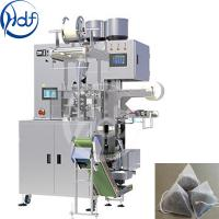 Wholesale Single Phase Tea Pouch Packing Machine / Triangular Tea Bag Packing Machine from china suppliers
