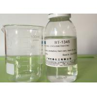 Wholesale Non-Greasy Colorless Volatile Silicone Oil Compatible With Cosmetic Ingredients from china suppliers