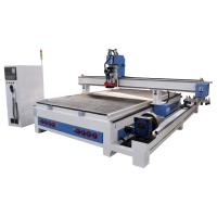 Wholesale Woodworking 4 Axis Cnc Router Engraver Machine , 380v 9.0KW Axyz 4th Axis Cnc Router from china suppliers