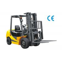 Wholesale Pneumatic Tyres Four Wheel Forklift 3 Ton 2350mm Turning Radius Comfortable Operation from china suppliers