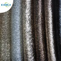 Wholesale Hot Selling Fasion Grade 3 PU Glitter Fabric wallpaper from china suppliers