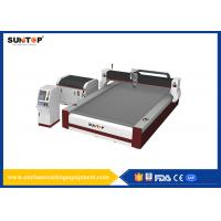 Wholesale Doubling glass cnc Water Jet cutting machine 1500*3000mm power 37KW from china suppliers