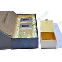 Wholesale Book Shape Cardboard Tea Box With Gold Foil Logo For Gift Packing from china suppliers