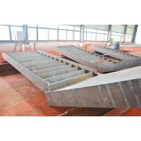 8mm Thickness Light Structural Steel Stairs Earthquake Resistance Short Fabrication Time