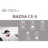 Wholesale Mazda CX-9 Smart Electric Power Tailgate Lift Kits / Easily Control Power Liftgate Retrofit from china suppliers