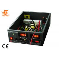 Quality Single Phase PCB Copper Electroplating Rectifier Machine 6V 100A Air Cooling for sale