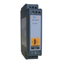 Buy cheap SG-4011 Isolated Thermocouple Input/DC Output Module from wholesalers