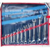 Wholesale 12 PC Combination Wrench Set, Double Open End Spanner Set from china suppliers
