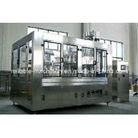 Wholesale Carbonated Soft Drink Filling Machine /Line Reliable Machinery (CGFD) from china suppliers