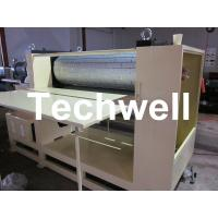 Wholesale 3.8 Ton MDF / Wood Embossing Machine with Up-Down Roll Heating Device from china suppliers