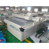 Wholesale No Burning Box Cutting Machine / Flatbed Cutting Plotter For  Display from china suppliers