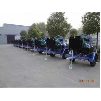 Wholesale Trailer type Diesel Water Pump Set With Cummins Diesel Engines For Agriculture irrigation from china suppliers