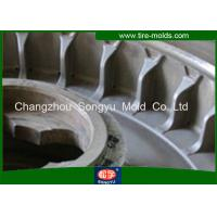 Quality Custom 35 # Forging Steel Agricultural Tyre Mould with CNC Engraving for sale