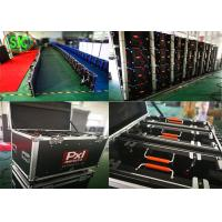 Buy cheap indoor 3.91 full color LED display rental led display screen led video display from wholesalers