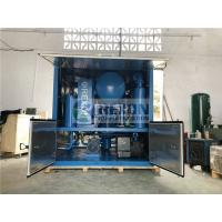 Wholesale Weather Proof Type Three-stage Filter Dielectric Oil Purifier Machine 9000Liters/Hour from china suppliers