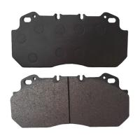 Wholesale OEM WVA29090 Volvo Brake Pads / Truck Brake Pads For Renault Volvo Truck from china suppliers