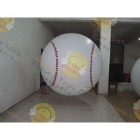 Wholesale Customized Round 2.5m Sport Balloons Inflatable Durable Fire Resistant from china suppliers