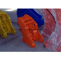 Wholesale Professional Mini Digger Quick Hitch , Excavator Bucket Quick CouplerWearable from china suppliers