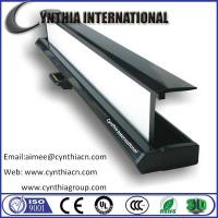 Wholesale Cynthia Screen 72 inch 4:3 3D Portable Projection Screen Floor Stand Projection Screen from china suppliers