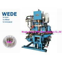 Wholesale Pressure Rotor Vertical Die Casting Machine For Rotor 4 Rotary Stations Cycle Time 8 Seconds from china suppliers