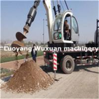Wholesale Wuxuan Pile driving equipment from china suppliers