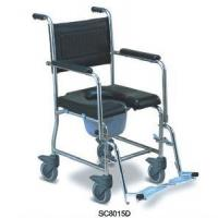 Buy cheap Stainless Steel Commode Wheelchair (SC8015D) from wholesalers