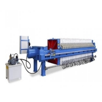 Wholesale Waste Water Treatment Membrane Filter Press Machine Backwashing Operation from china suppliers