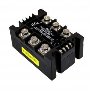 Wholesale High Current 3 Phase SSR Relay 220v Dc To Ac from china suppliers