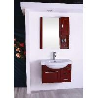 Wholesale Bathroom Cabinet / Oak Bathroom Cabinet (W-086) from china suppliers