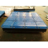 Wholesale Rubber Dock Fender System Marine Impingement Baffle With UHMW - PE Face Pads from china suppliers