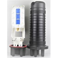Wholesale 5 ports FTTH Dome Fiber Optic Splice Closure , 144 cores duct mounting from china suppliers