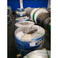 Quality SUS301 Stainless Steel Coils Full Hard AISI 301 Metal Strip 4/4H 2B Finish for sale