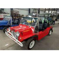 China Left / Right Driving Classic Mini Moke Car Gasoline Or Electric Type Street Legal on sale