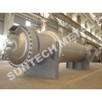 SS Double Tube Sheet Heat Exchanger