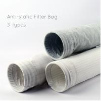 Wholesale Anti - Static Pulse Jet polyester Fabric Filter Bags for Dust Collector from china suppliers