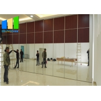 Wholesale Soundproof Mobile Wall Conference Training Center Acoustic Room Divider from china suppliers