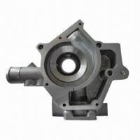 Wholesale Die-cast Automotive Water Pump Part, Made of Aluminum A380 and Precision CNC Machining, Shot Blast  from china suppliers