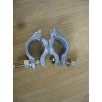 China Scaffolding drop forged swivel coupler German type on sale