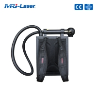 Wholesale 100W Backpack Portable Laser Cleaning Rust Removal Machine from china suppliers