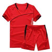 Wholesale Custom Sublimation Men Running Wear Jogging Suits Green Color from china suppliers