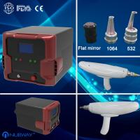Wholesale Facial Q Switch Yag Laser Tattoo Removal Machine For Skin Whitenning from china suppliers