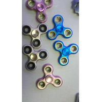 Wholesale 2017 Hot Sale Fidget Spinner Aluminum, High Quality Gold Color Metal Cheap Spinner with R188 Bearing from china suppliers