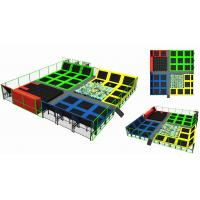 Wholesale 357M2 Commercial Trampoline Discount Large Children Trampoline from china suppliers
